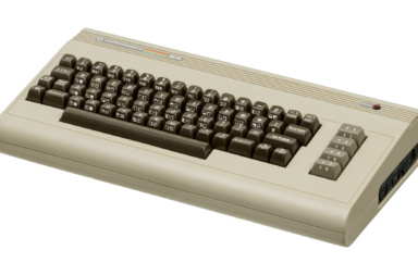 Digitalisierung - Start mit dem commodore 64