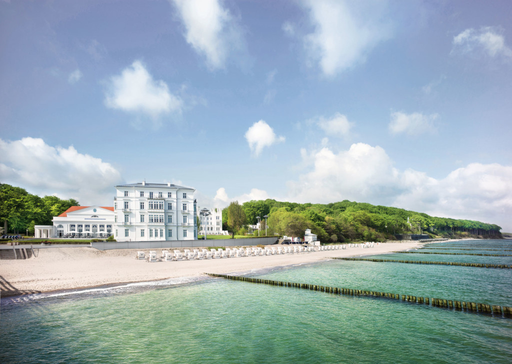 Grand Hotel Heiligendamm © Grand Hotel Heiligendamm